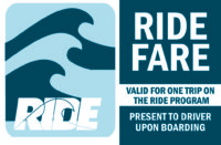 ride pass front