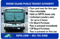 10 ride pass